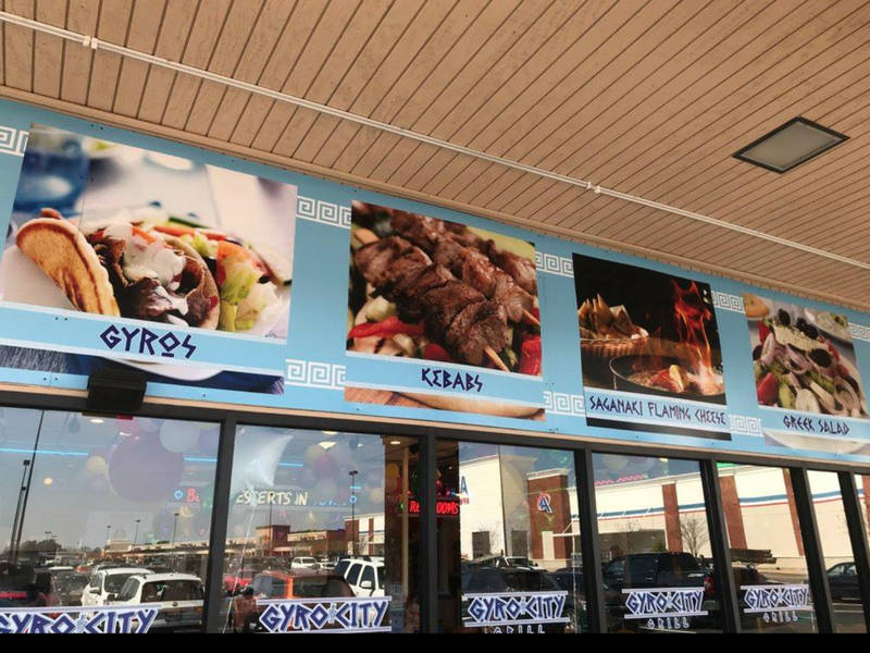 Client Spotlight: Gyro City Grill
