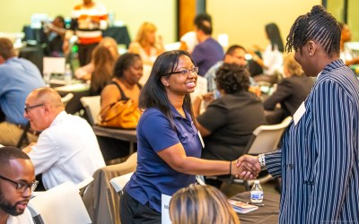 Business organization borrows speed dating concept – DeKalb Free Press, July 26, 2019