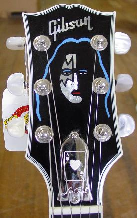 Ace Frehley Les Paul  The Story of