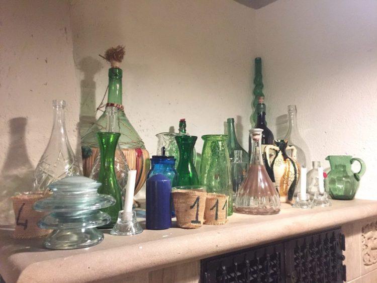 213 bottiglie