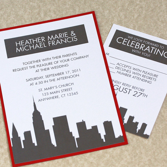 Nice New York City Destination Wedding Invitations   A Central Park Wedding |  Get Married In NYC