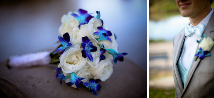White blue wedding flowers a central park wedding get married in nyc white blue wedding flowers junglespirit Images