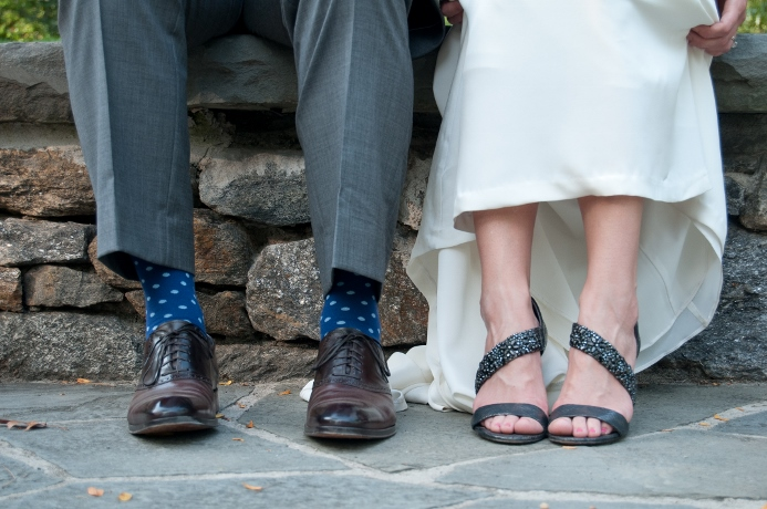 bride-and-groom-shoe-detail-photo