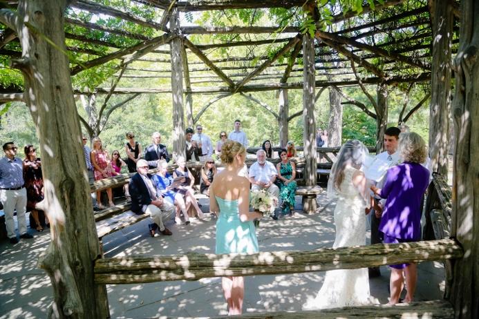Cop Cot Wedding Summer Central Park 8