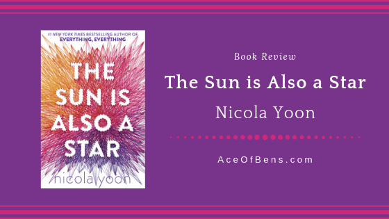 Review of The Sun is Also a Star by Nicola Yoon