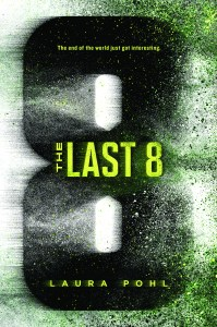 Cover of The Last 8 by Laura Pohl