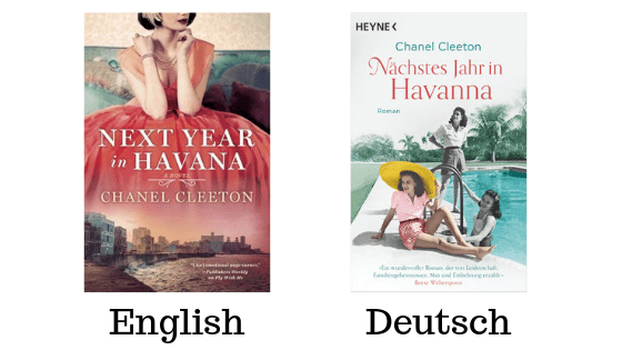Comparison of Next Year in Havana and Náchstes Jahr in Havanna
