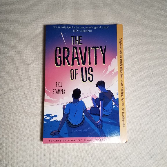 The Gravity Of Us - Front