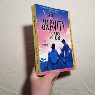 The Gravity Of Us - Angle
