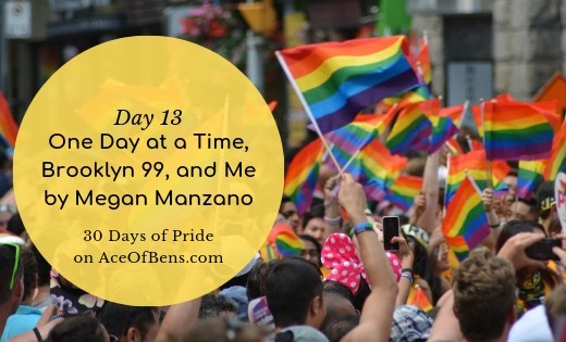 Queer and latina - 30 Days of Pride