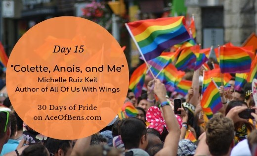 Michelle Ruiz Keil - 30 Days of Pride