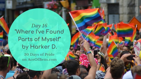 harker - 30 days of pride