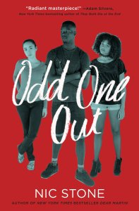 Cover of Odd One Out by Nic Stone