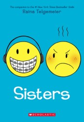 Cover of Sisters by Raina Telgemeier