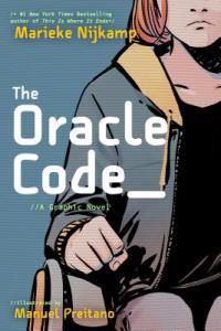 Cover of The Oracle Code by Marieke Nijkamp