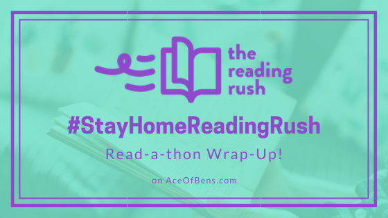 Stay Home Reading Rush Wrap-Up