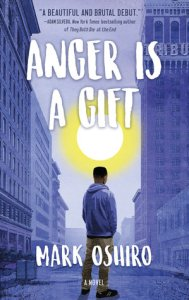 Cover of Anger Is a Gift by Mark Oshiro