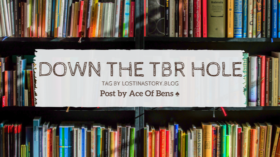 Down The TBR Hole – Round Five4 min read