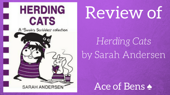 """Review: """"Herding Cats"""" by Sarah Andersen2 min read"""