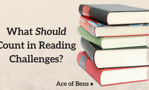 What Should Count in Reading Challenges?