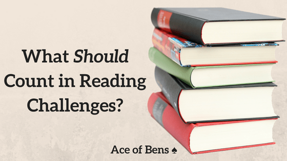 Reading Challenges: What Should and Shouldn't Count3 min read