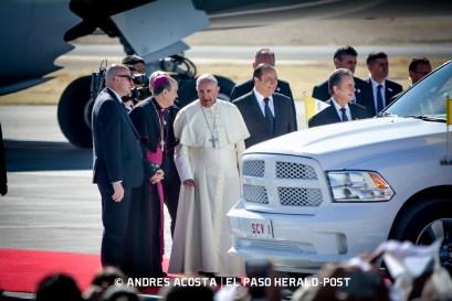 El Papa En Mex-65