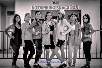 Southwest Skin & Beauty Expo Model show 2016
