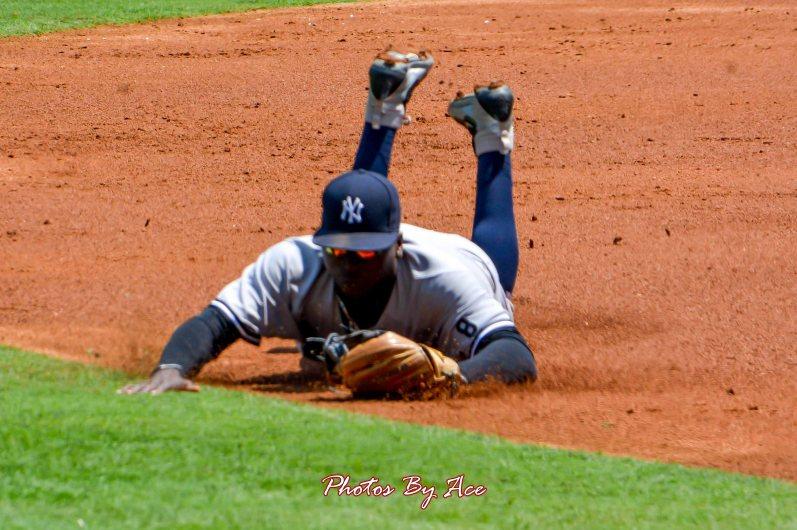 Yankees vs Angels -44