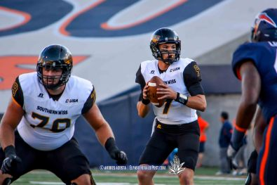 Southern Miss vs UTEP, Sun Bowl Stadium