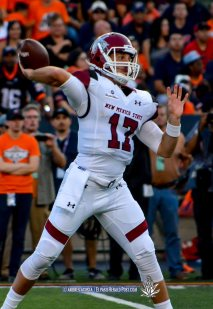 NMSU vs UTEP at the Sunbowl
