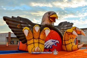Horizon Scorpions vs Canutillo Eagles.