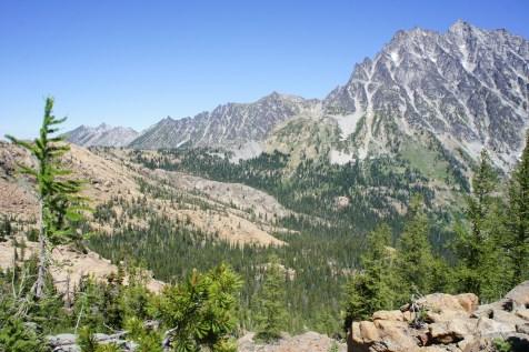 Ingalls Creek Valley