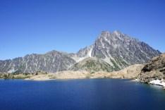 Lake Ingalls and Mt. Stuart