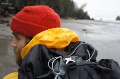 Photo: Monica Lauw. Denali 75 without the lid on the Washington Coast.