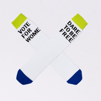 Acs Acessories Pacskshots Vote For Women Socks
