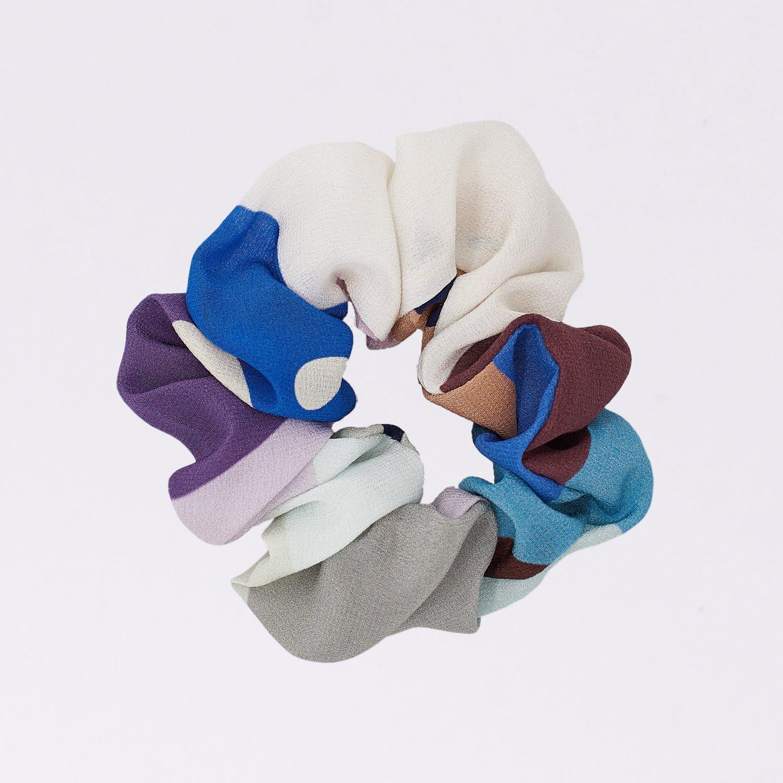 Acephala Silk Scrunchie Insiders 2 N