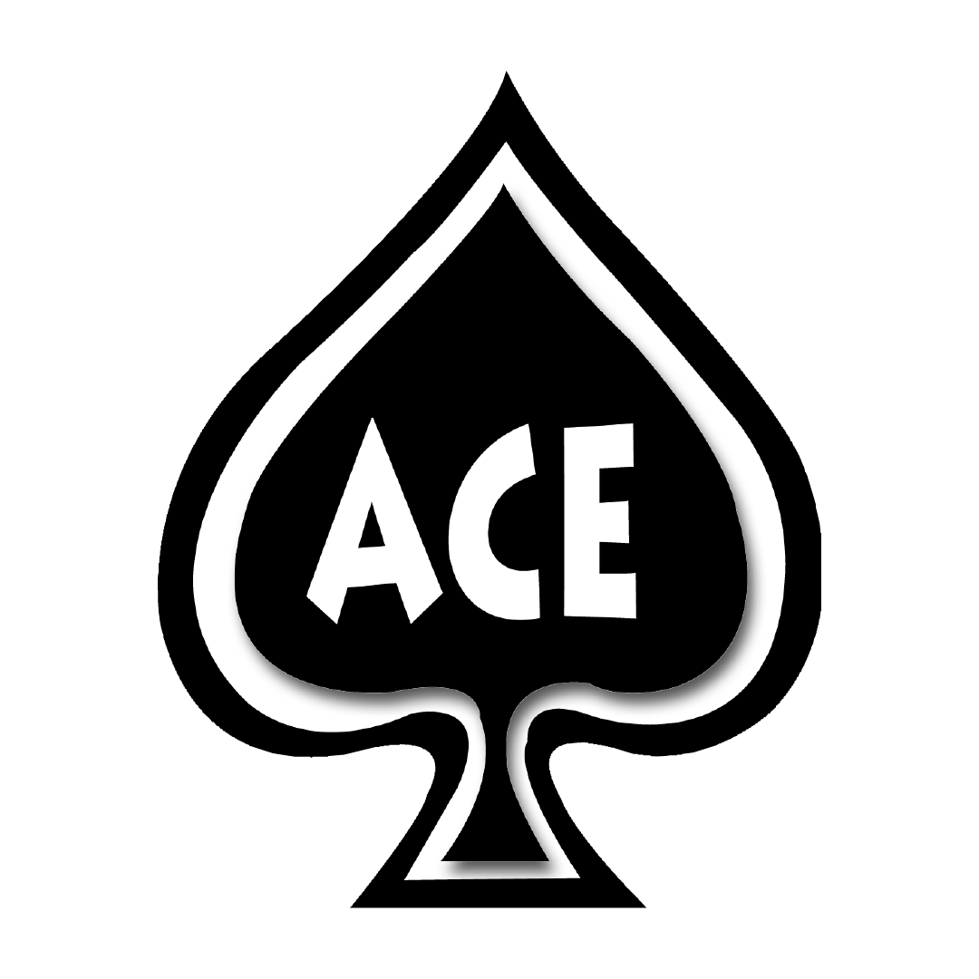 Ace Printing Maui Logo BW