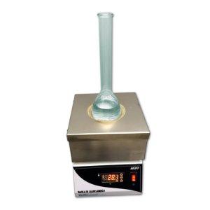 Manta de laboratorio MD-8007 digital para balón 250 ml