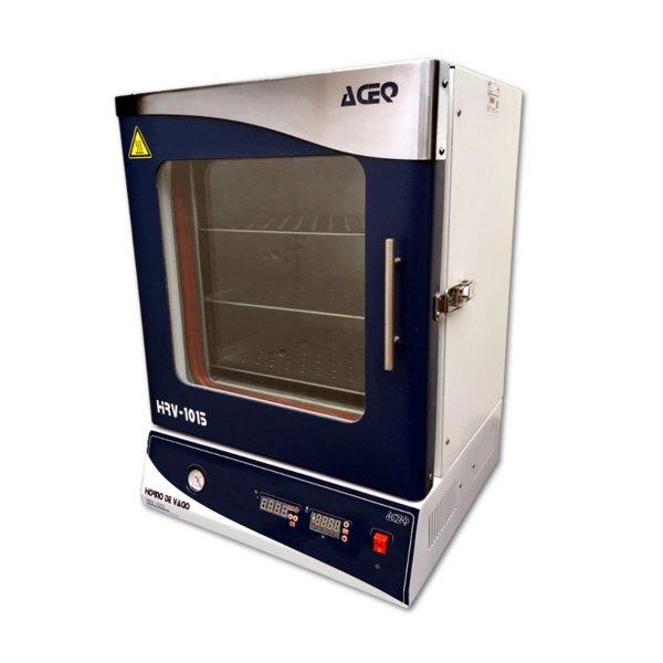 Estufa de vacío HRV-1015 de 36 Lts para laboratorio