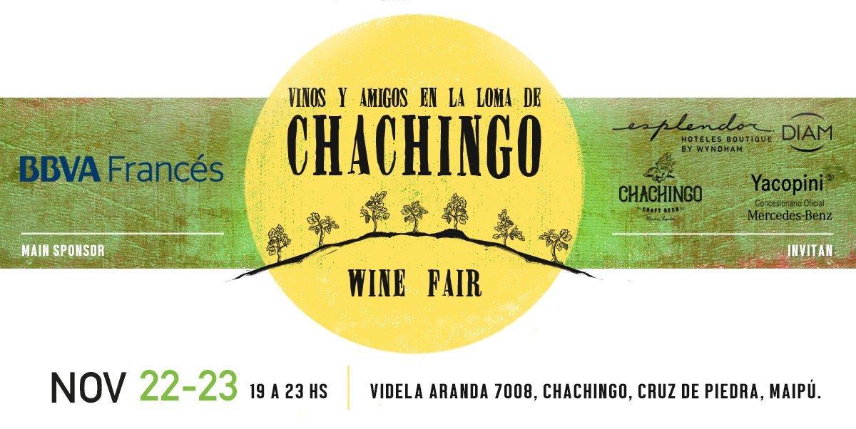 Chachingo Wine Fair - Segunda edición 2