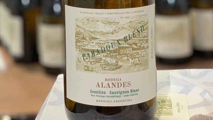 Lanzamiento: Alandes Paradoux Blend Blanc de Blancs II Edición