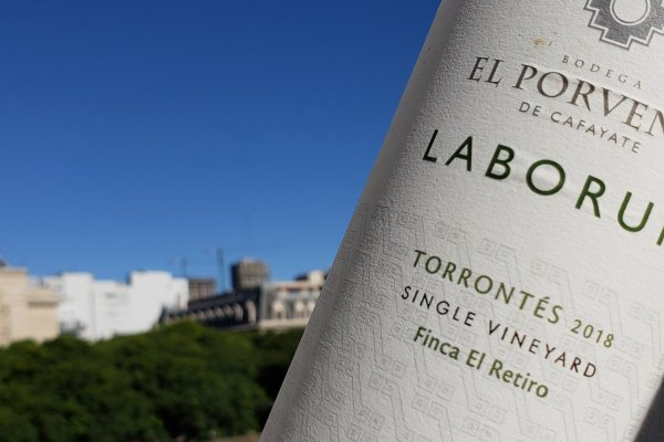 #TobaraWines: Laborum Single Vineyard Finca El Retiro Torrontés 2018