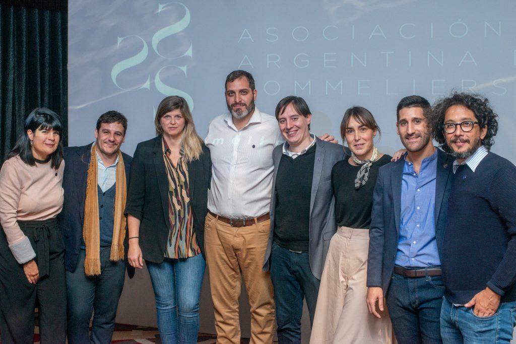 La Geografía del Vino en la Asociación Argentina de Sommeliers 3