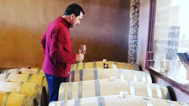 Paco Puga, winemaker de El Porvenir de cafayate