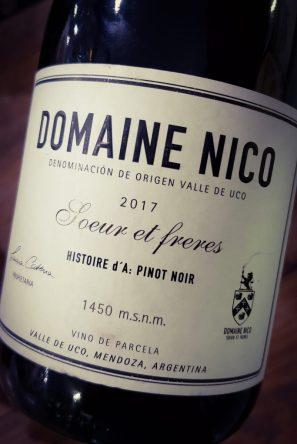 Domaine Nico Histoire d'A