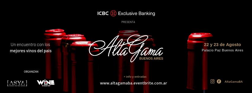 Llega la feria que estás esperando: Alta Gama Buenos Aires 2019