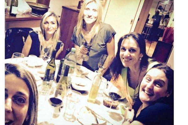 Y vamos las bandas: Las Chicas del Vino