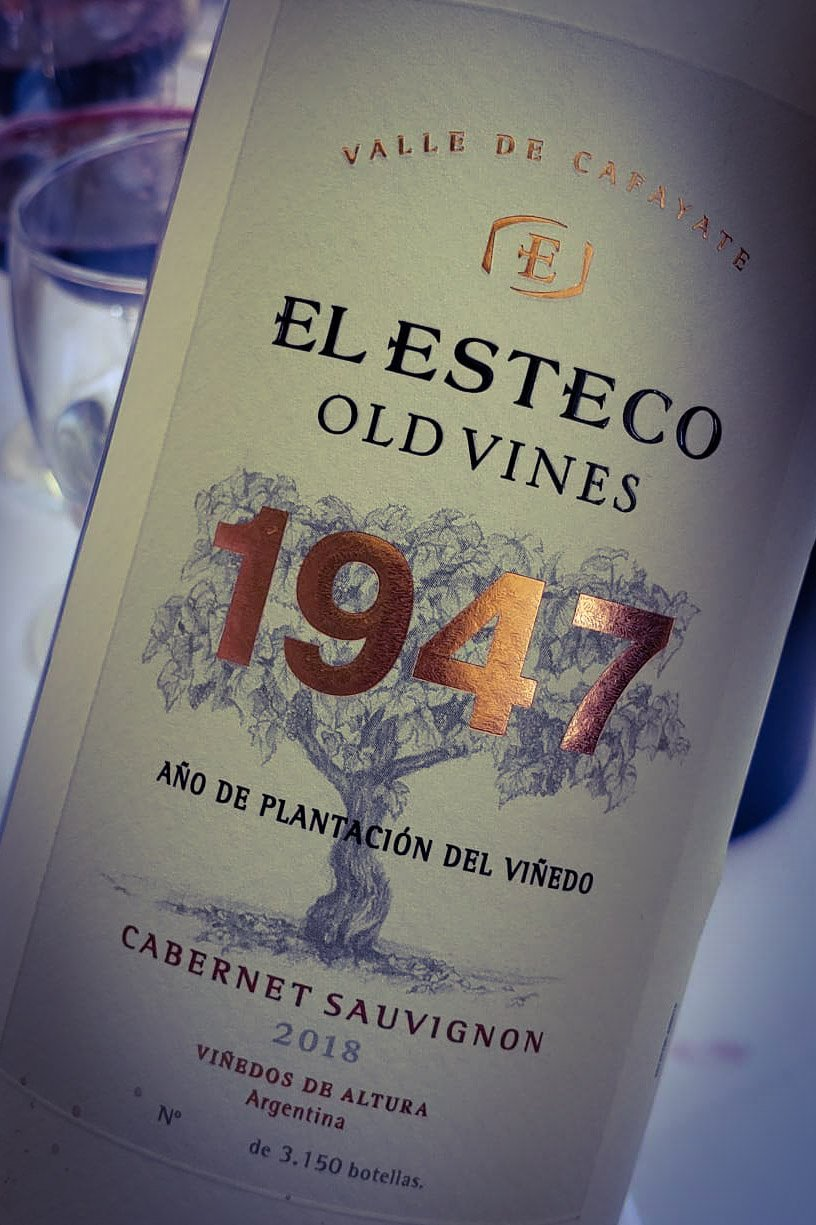 El Esteco Old Vines CS