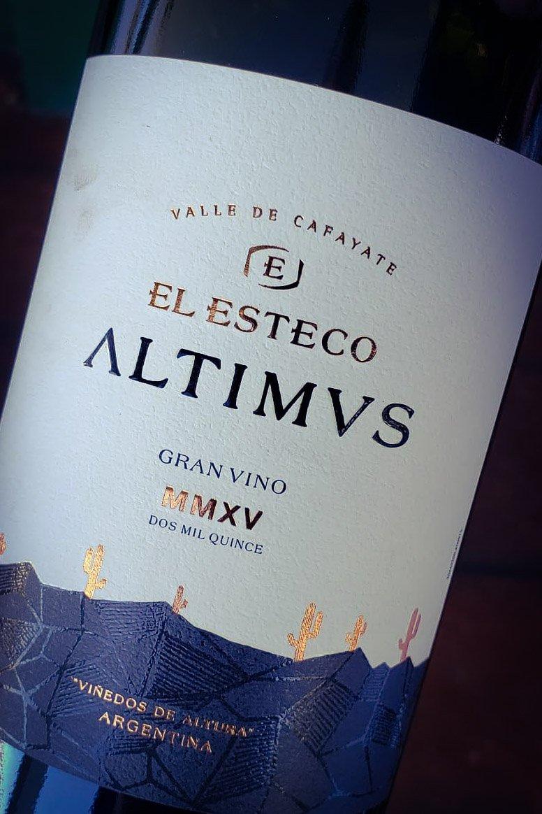 El Esteco Altimus
