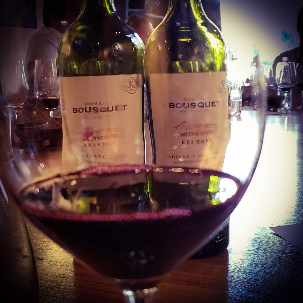 Domaine Bousquet y la búsqueda de vinos orgánicos elegantes 2
